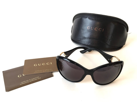 Gucci GG 3030/S Black Sunglasses | Pre Loved |
