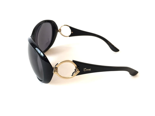 Gucci GG 3030/S Black Sunglasses | Pre Loved | - Secret Stash