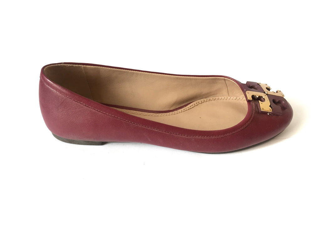Tory Burch 'Lowell' Ballet Flats | Gently Used | - Secret Stash