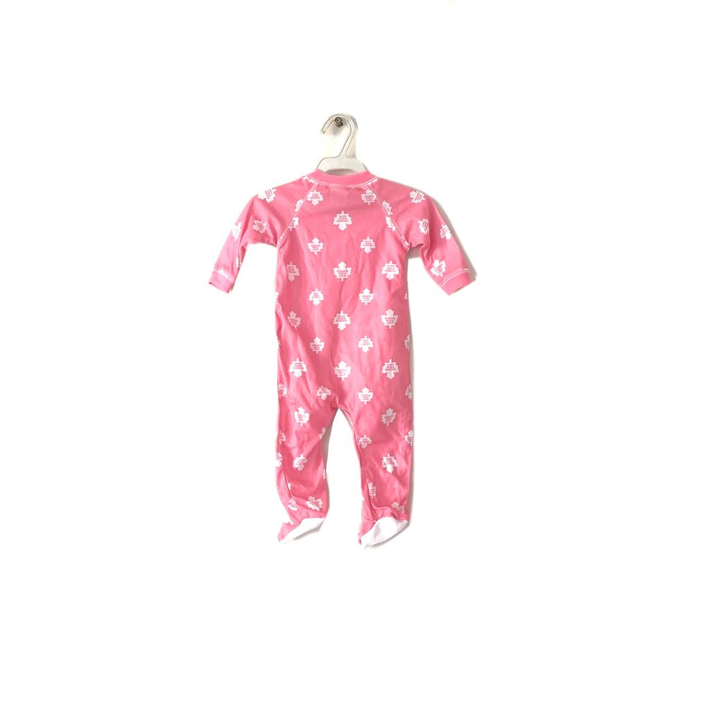 NHL Toronto Maple Leafs Pink Romper | Brand New |