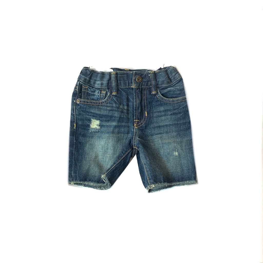 Baby Gap Blue Denim Shorts | Brand New |
