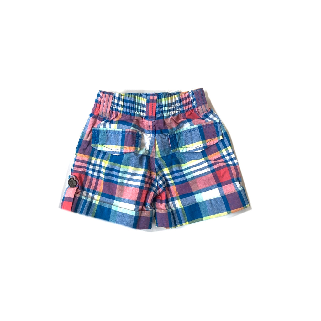 Gymboree Checked Shorts | Brand New |