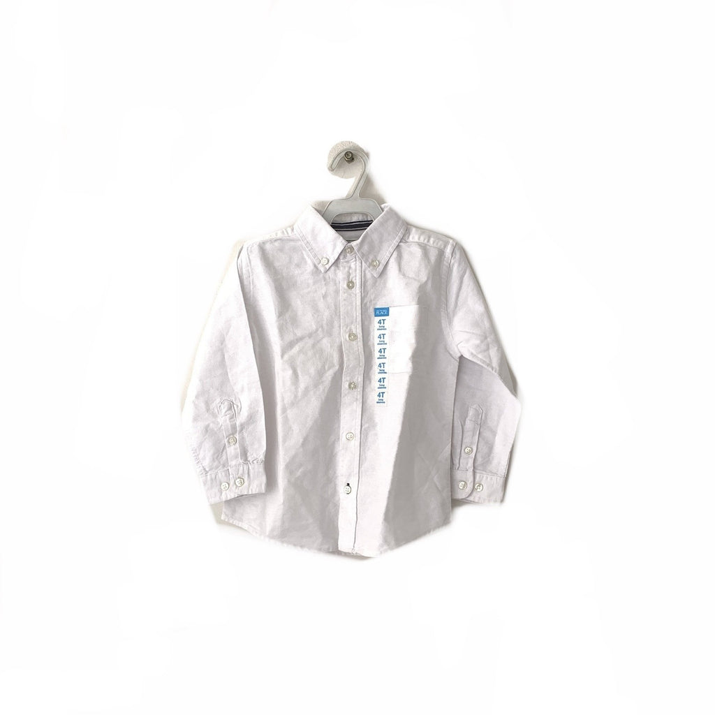 The Children's Place White Shirt | Brand New |