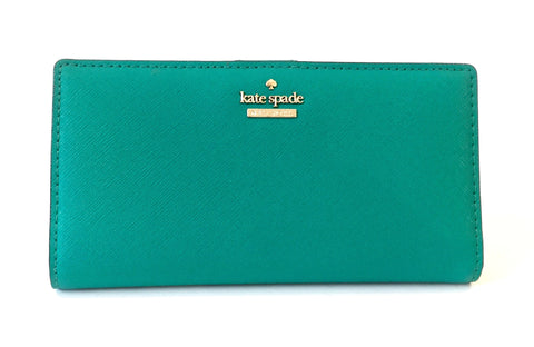Kate Spade New York 'Cedar Street' Leather Wallet | Like New |