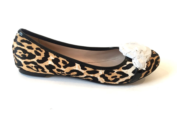 Juicy Couture 'Theodora' Ballet Flats | Brand New |