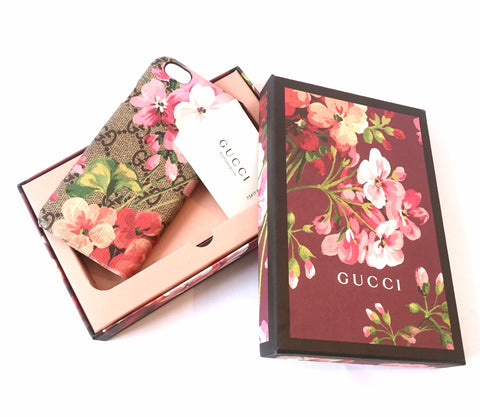 Gucci GG Blooms iPhone 6 Case | Gently Used |