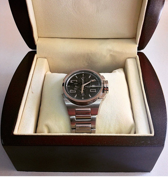 Police Stainless Steel Men's Watch | Brand New | - Secret Stash