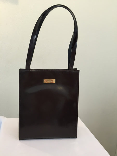 GUESS Leather Vertical Shoulder Bag | Brand New | - Secret Stash
