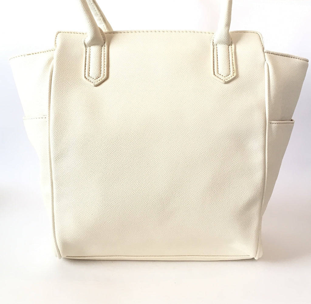 Nine West Ivory 'Acapulco' Tote Bag | Brand New |