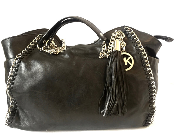 Michael Kors 'Chelsea' Large Shoulder Bag | Gently Used | - Secret Stash