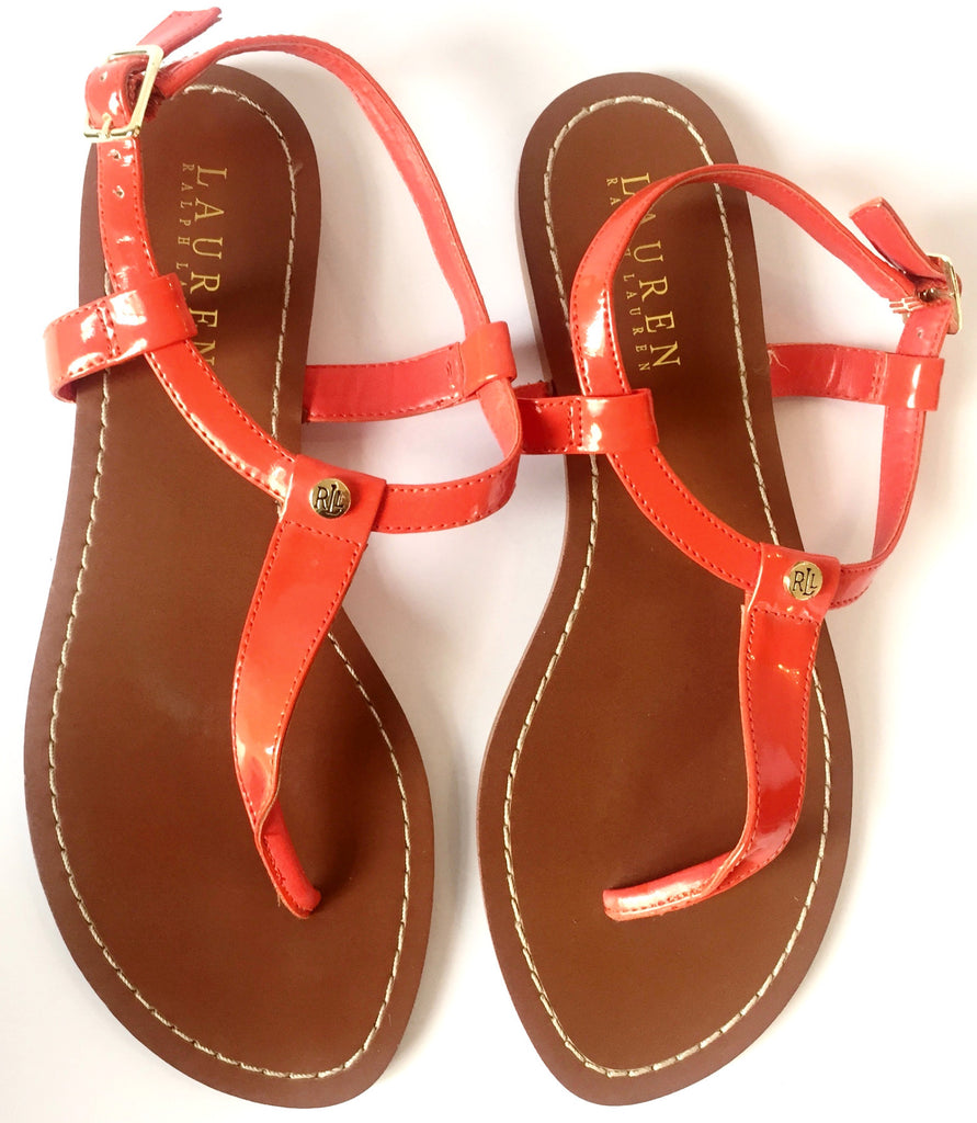 Lauren Ralph Lauren 'Adina' Sandals | Like New | - Secret Stash