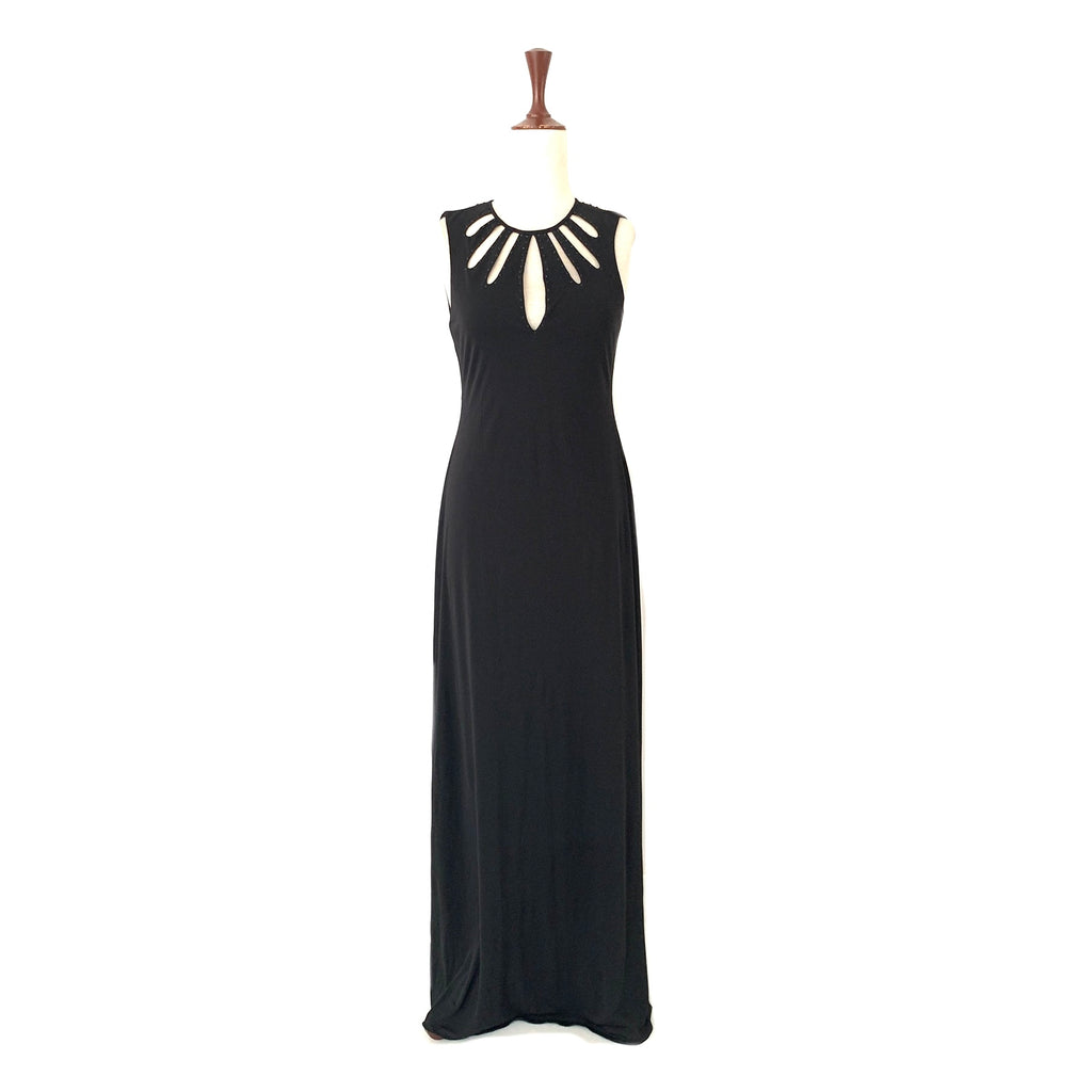 BCBG Black Maxi Dress | Gently Used |