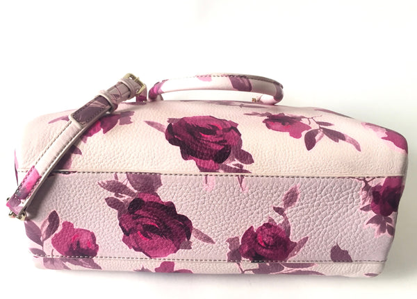 Kate Spade 'Emerson Place Roses Olivera' Bag | Brand New |
