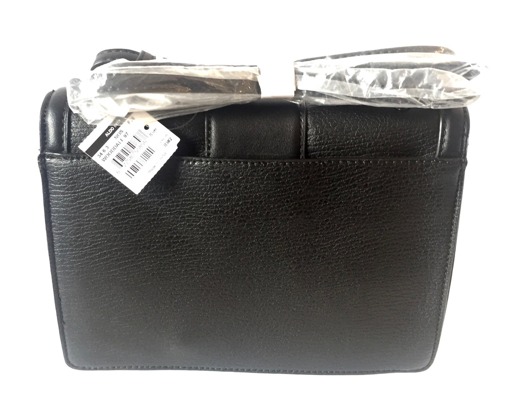 ALDO Black 'Wooddale' Cross Body Bag | Brand New | - Secret Stash