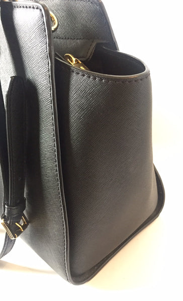 Michael Kors Selma Large Saffiano Leather Satchel | Gently Used |