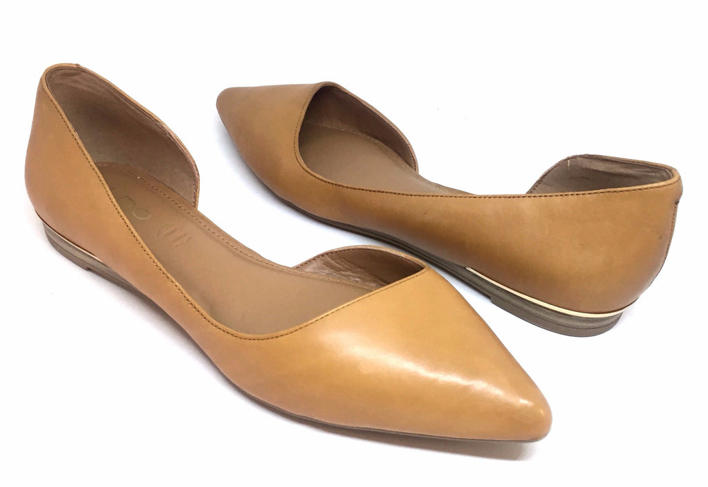 Aldo Tan Pointed Flats | Gently Used | - Secret Stash