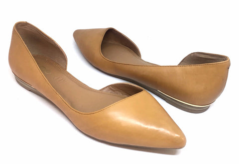Aldo Tan Pointed Flats | Gently Used |