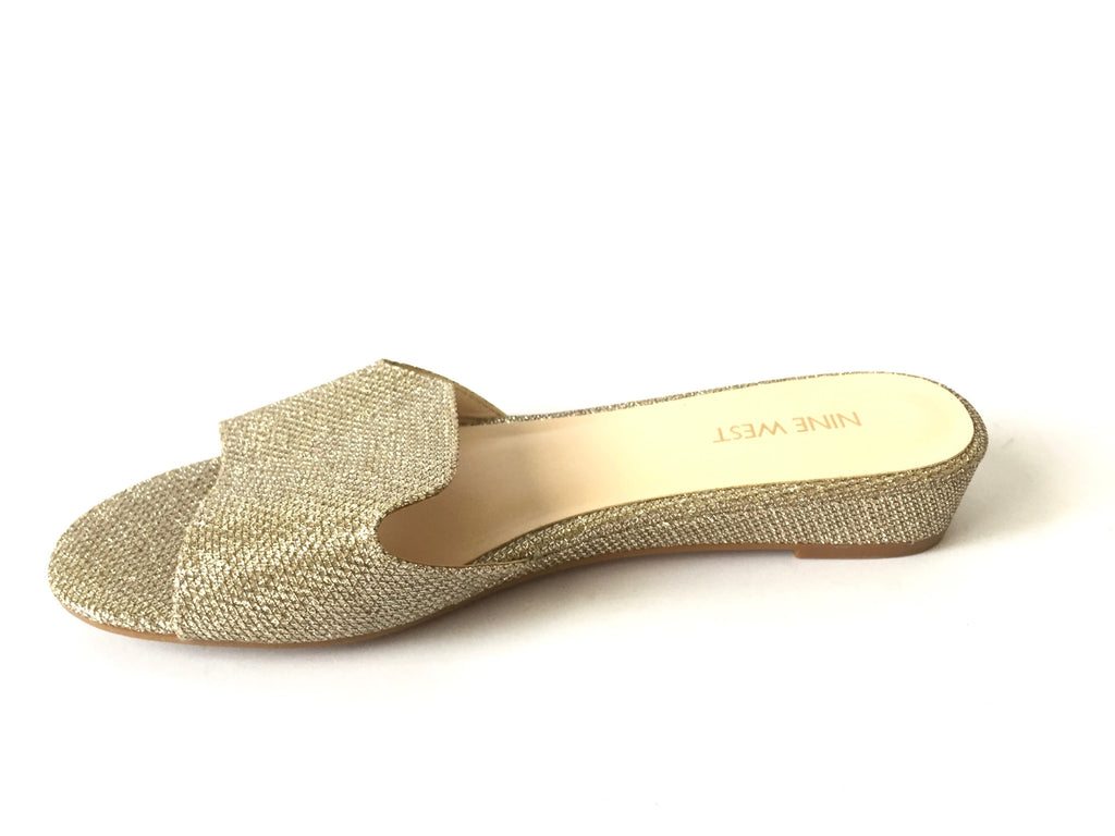 Nine West Glitter Wedges | Brand New | - Secret Stash