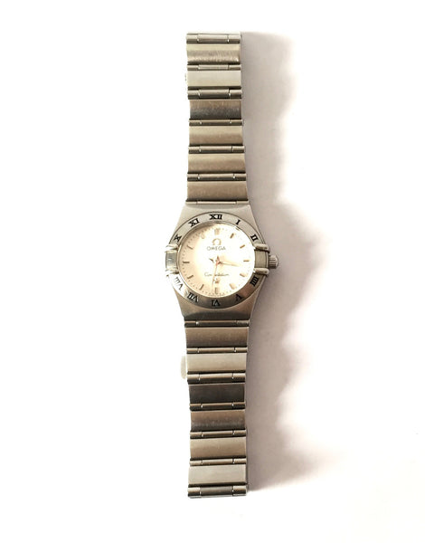 Omega Constellation 6553/ 865 Stainless Steel Bracelet Watch | Pre Loved | - Secret Stash