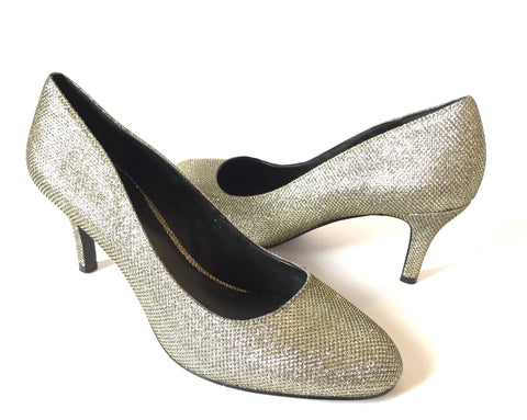 Nine West Glitter Pumps | Gently Used |