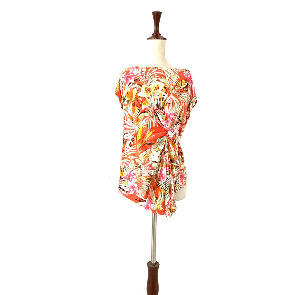 Wallis Floral Printed Top | Gently Used |