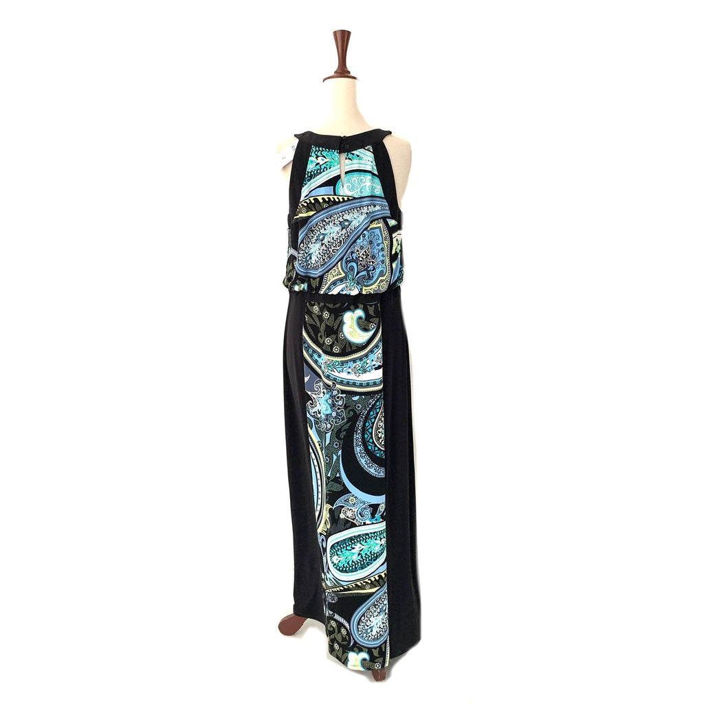 Chico's 'Groovy Paisley' Maxi Dress | Brand New |