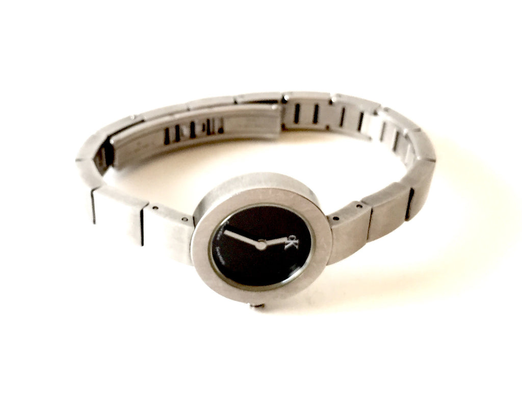 Calvin Klein Stainless Steel Bracelet Watch | Pre Loved | - Secret Stash