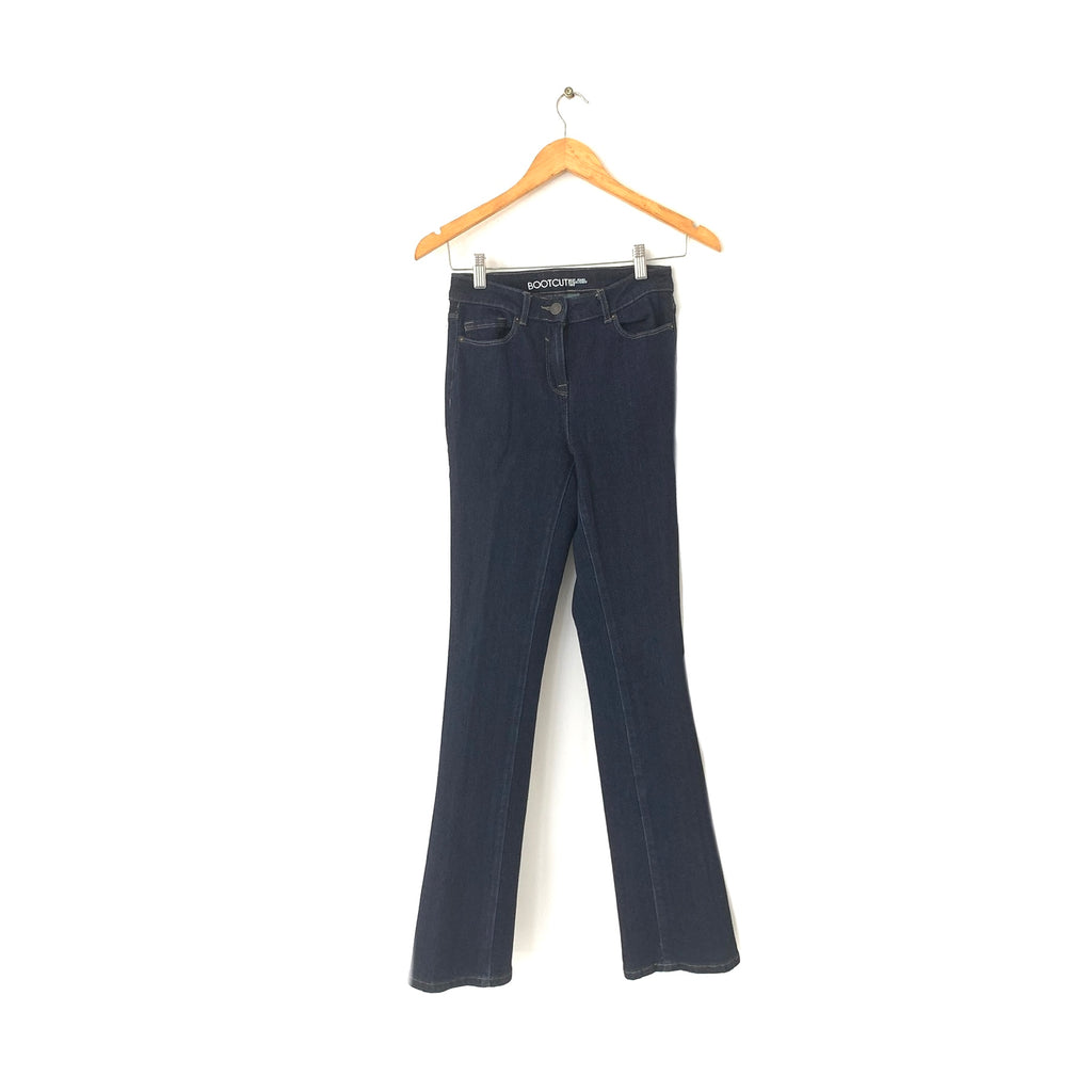 NEXT Dark Blue Denim Boot Cut Jeans | Gently Used |