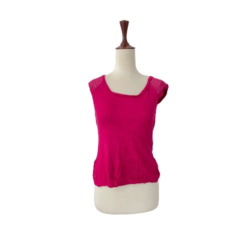 Jasper Conran Fuschia Top | Gently Used |