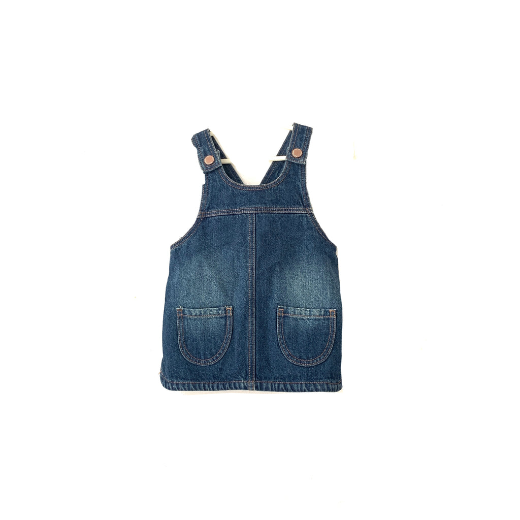 Next Blue Denim Dress | Brand New |
