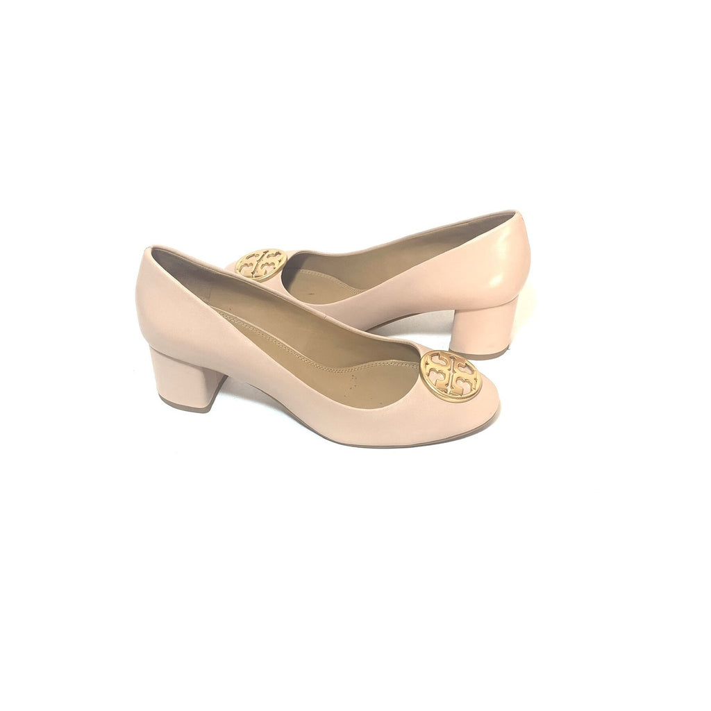 Tory Burch Light Pink 'Benton' Pumps | Gently Used |