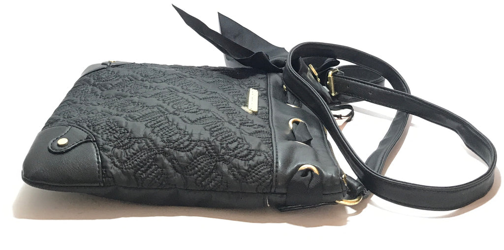 Juicy Couture Black 'Sweet Dreams' Cross Body Bag | Brand New |
