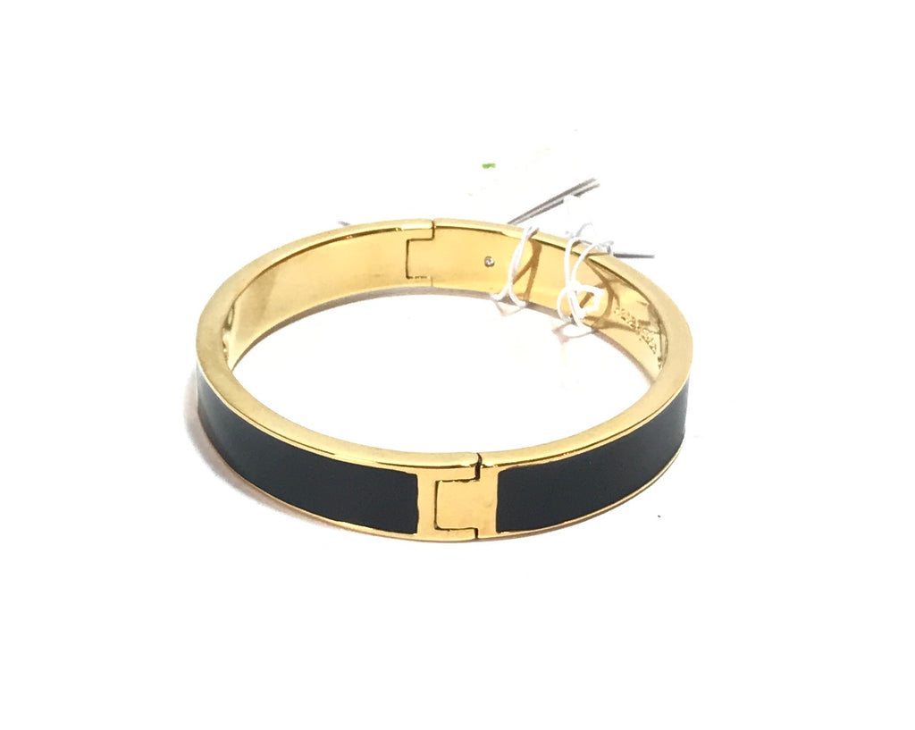 Kate Spade Black & Gold Ceramic Bracelet | Brand New |