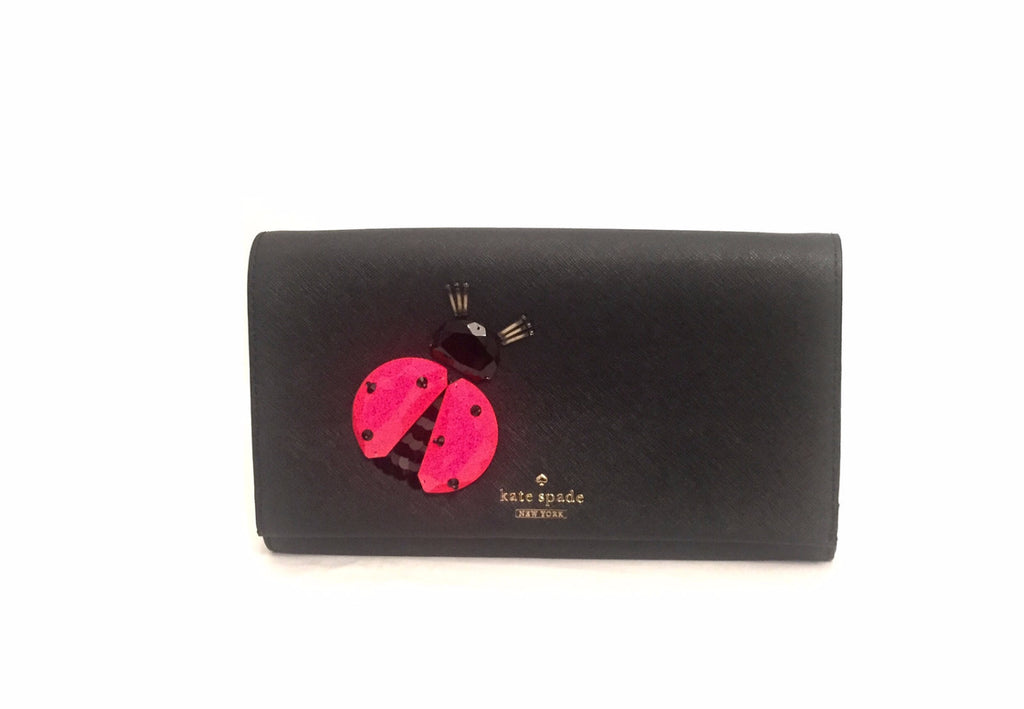 Kate Spade New York 'Ladybug Tally' Clutch | Gently Used | - Secret Stash