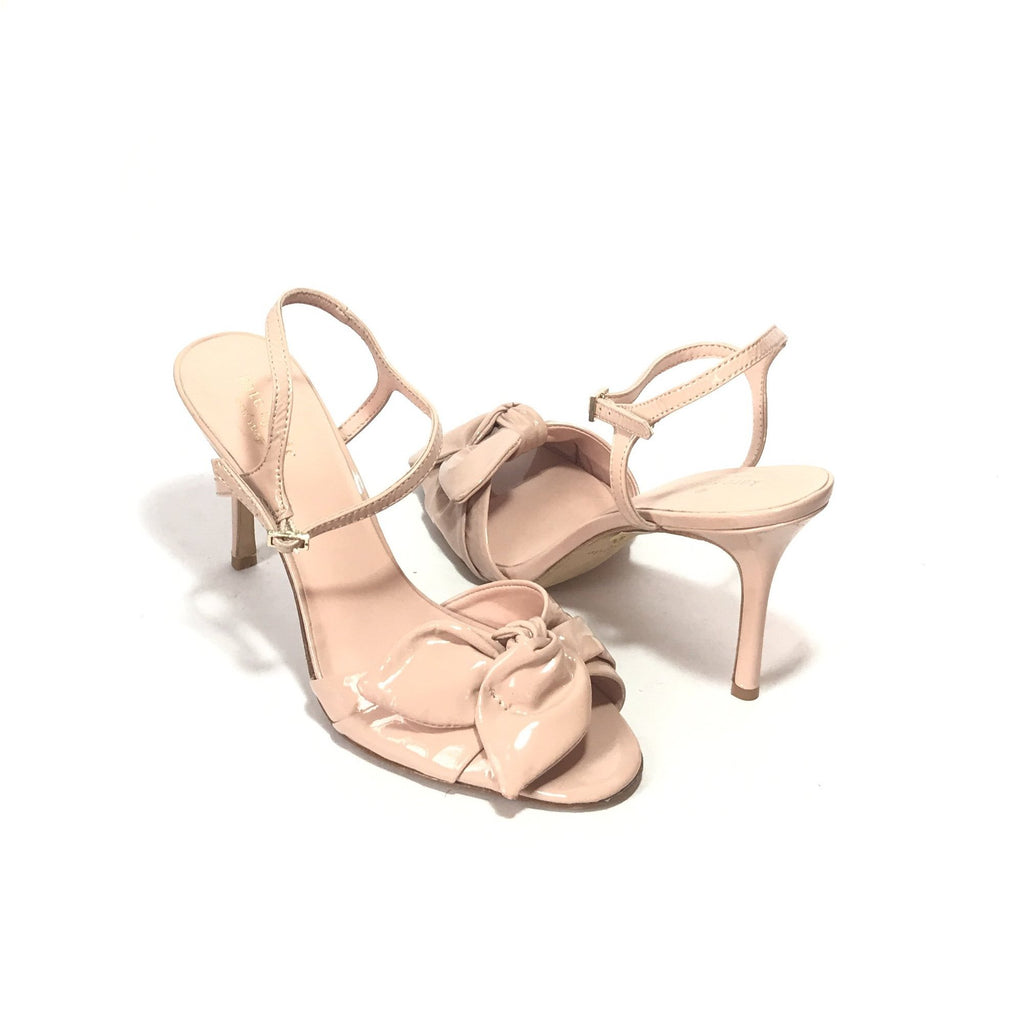 Kate Spade Blush Pink Patent Leather Heels | Like New |