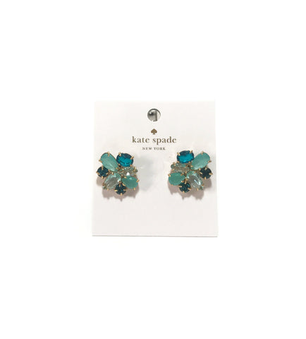 Kate Spade Turquoise Multi Stone Earrings | Brand New |