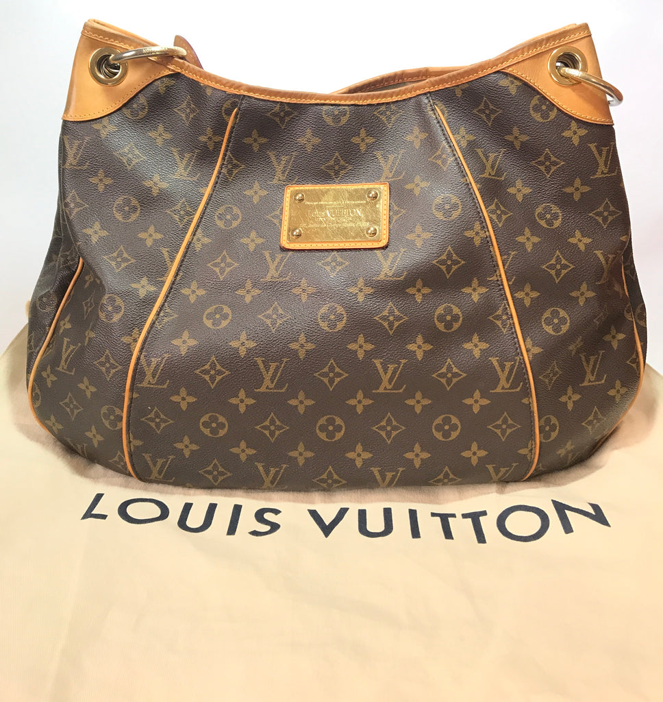 4924e80997f Louis Vuitton Monogram 'Galliera' GM Shoulder Bag | Pre Loved ...