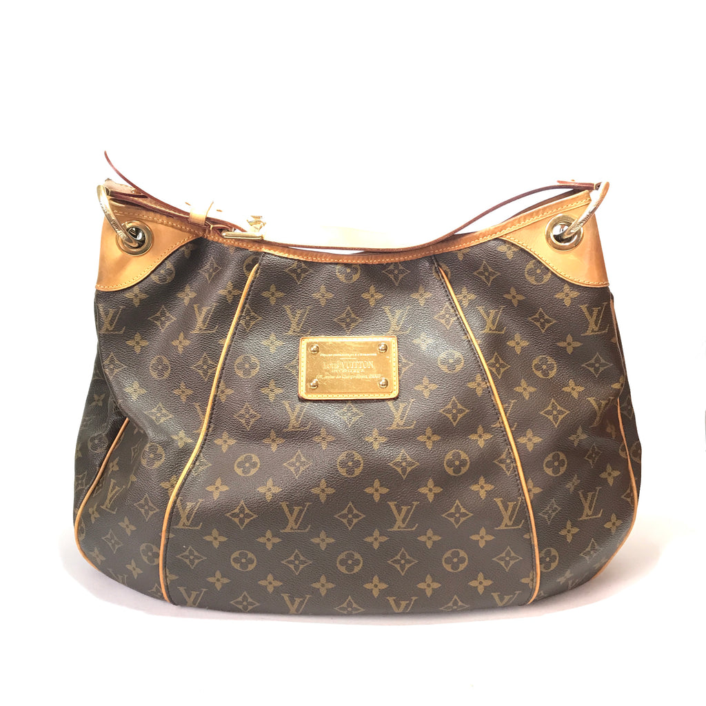 Louis Vuitton Monogram 'Galliera' GM Shoulder Bag | Pre Loved |