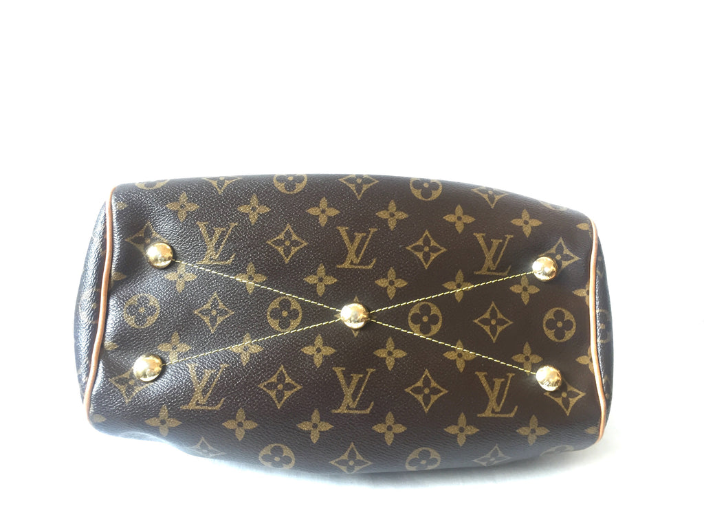 Louis Vuitton Monogram Canvas 'Tivoli PM Satchel' Handbag | Gently Used | - Secret Stash