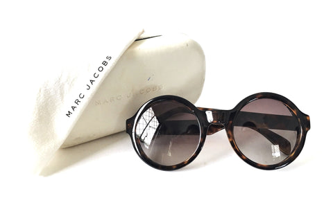 MARC By Marc Jacobs MMJ475/S Round Sunglasses | Gently Used |