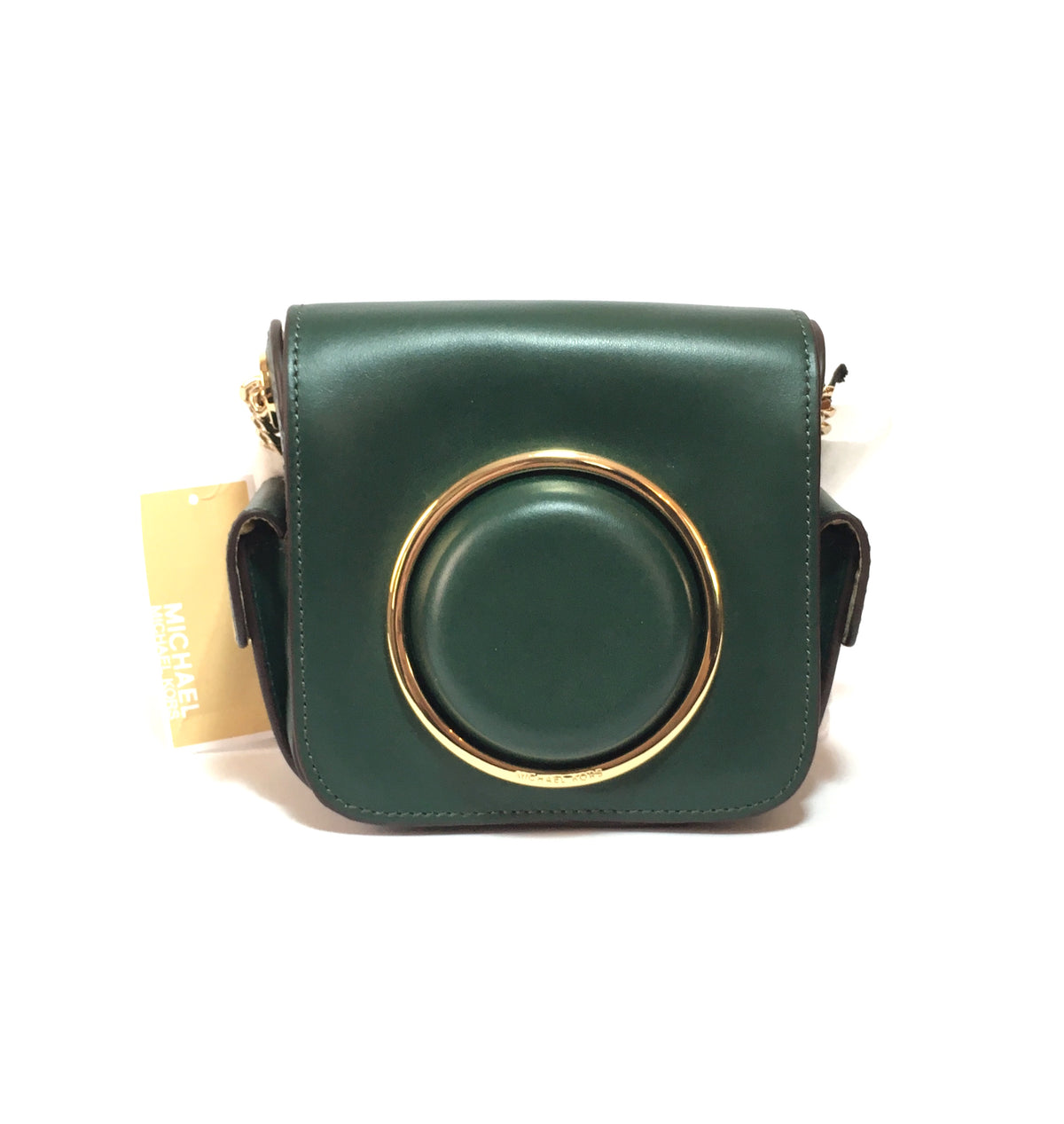 4d3049a57edf Michael Kors 'Scout Collection MD Moulded Camera' Leather Cross Body B |  Secret Stash