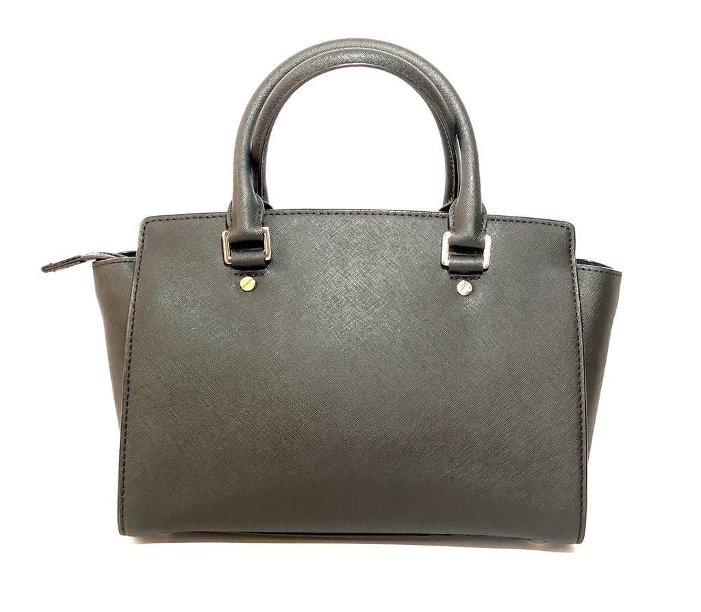 Michael Kors Micro Stud Medium Selma Satchel | Gently Used |