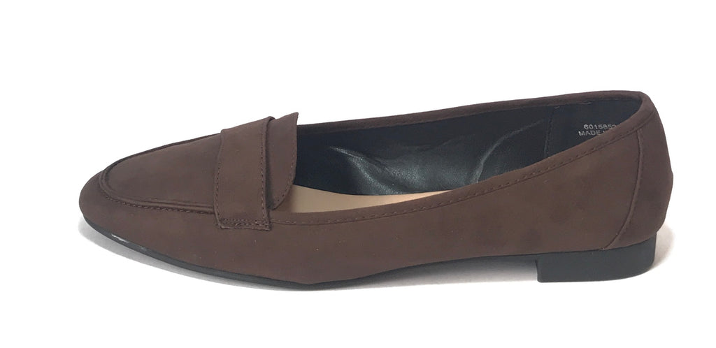 New Look Brown Suede Loafers | Brand New |