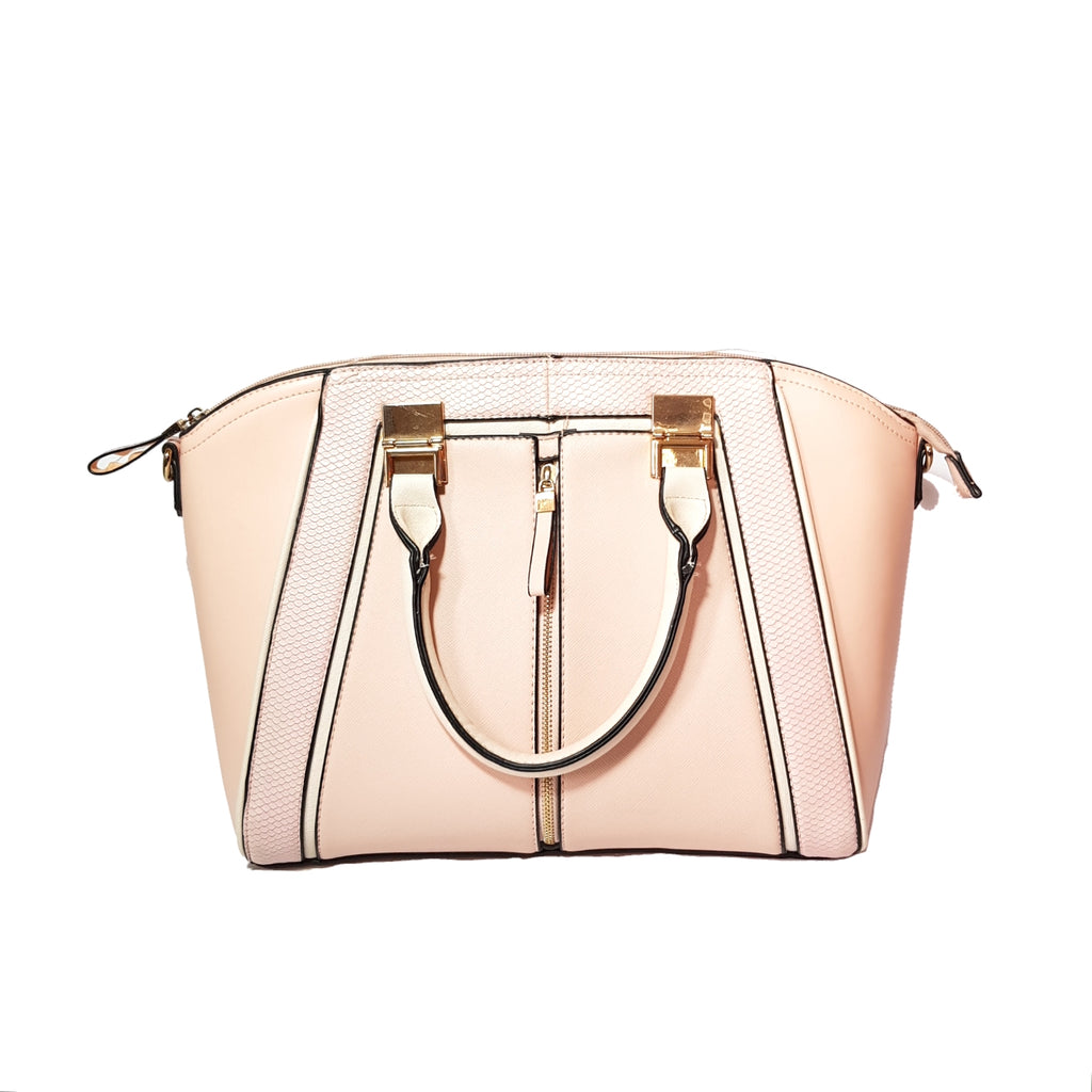 New Look Light Pink Tote Bag | Pre Loved |