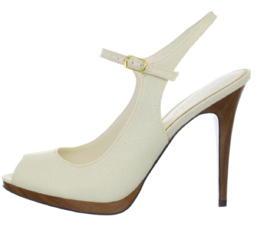 Ralph Lauren Open Toe Platform Pumps | BRAND NEW | - Secret Stash