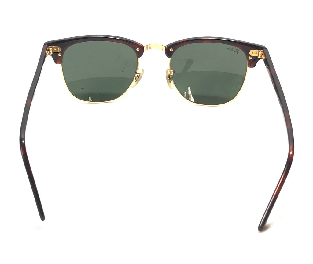 Ray-Ban 'Clubmaster' Classic Unisex Sunglasses | Gently Used |