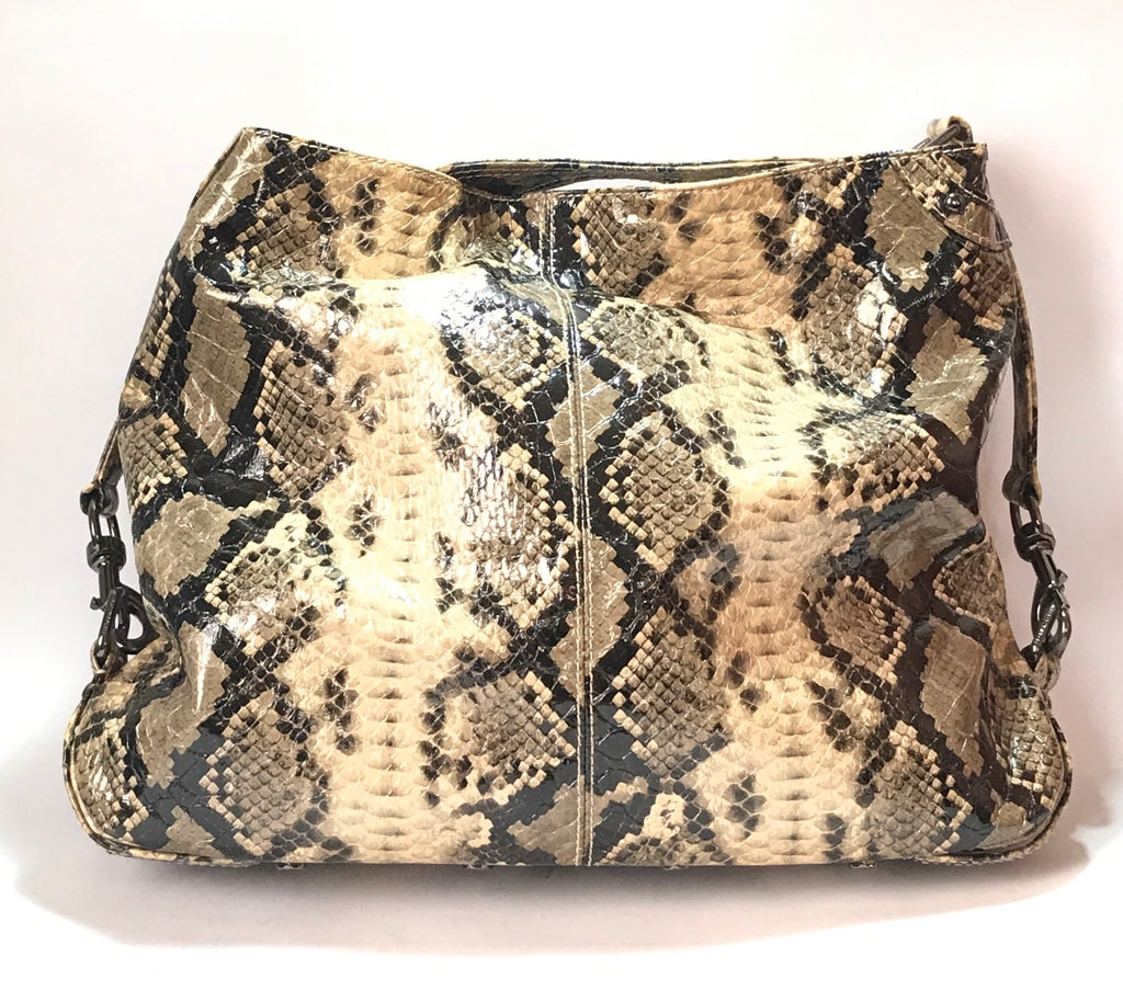 Rebecca Minkoff Snakeskin Shoulder Bag | Gently Used |