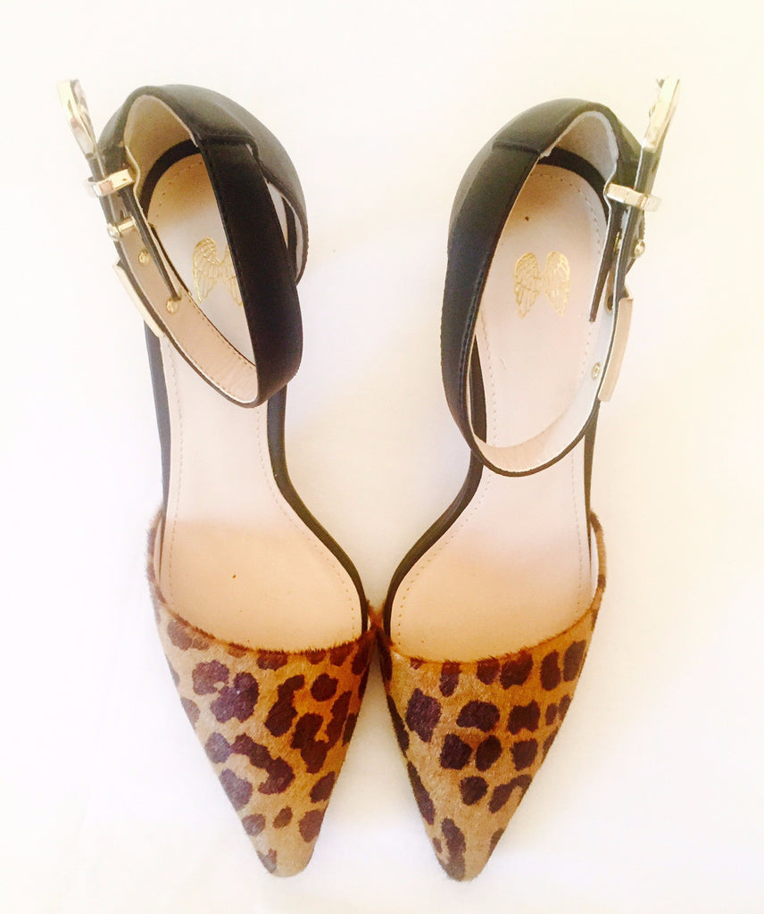 Victoria's Secret Cheetah Print Pumps | Brand New | - Secret Stash