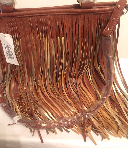 Steve Madden Fringe Bag | Brand New | - Secret Stash
