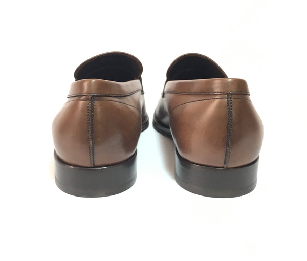 db67de841ff ... Tod s Men s Brown Leather Loafers